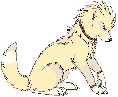 Un dessin de loup - Un loup dessin ...